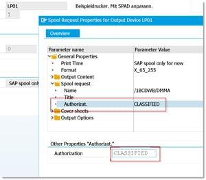 3 suggerimenti sulla sicurezza delle stampanti in SAP