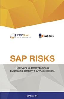 SAP RISKS