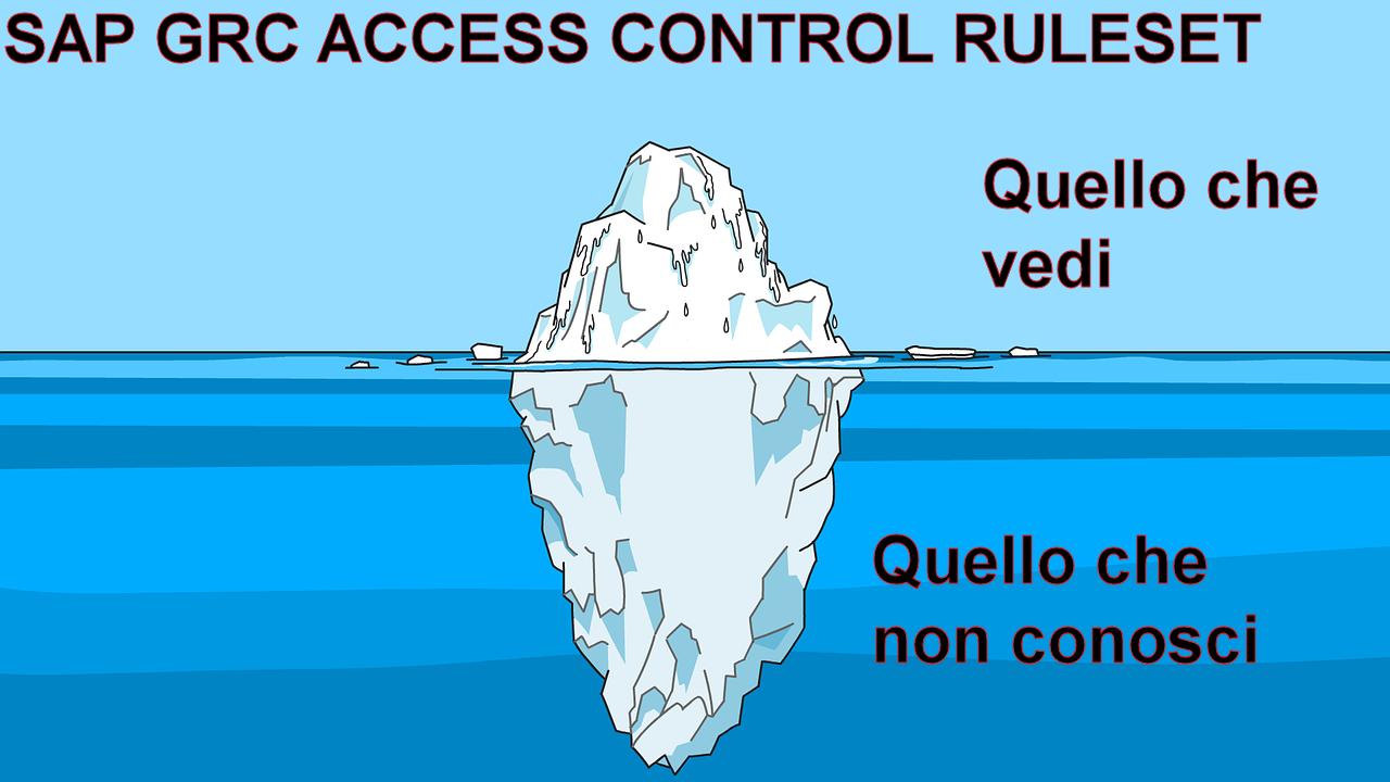 SAP GRC RULESET