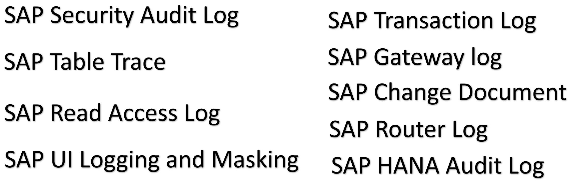 SAP_LOG
