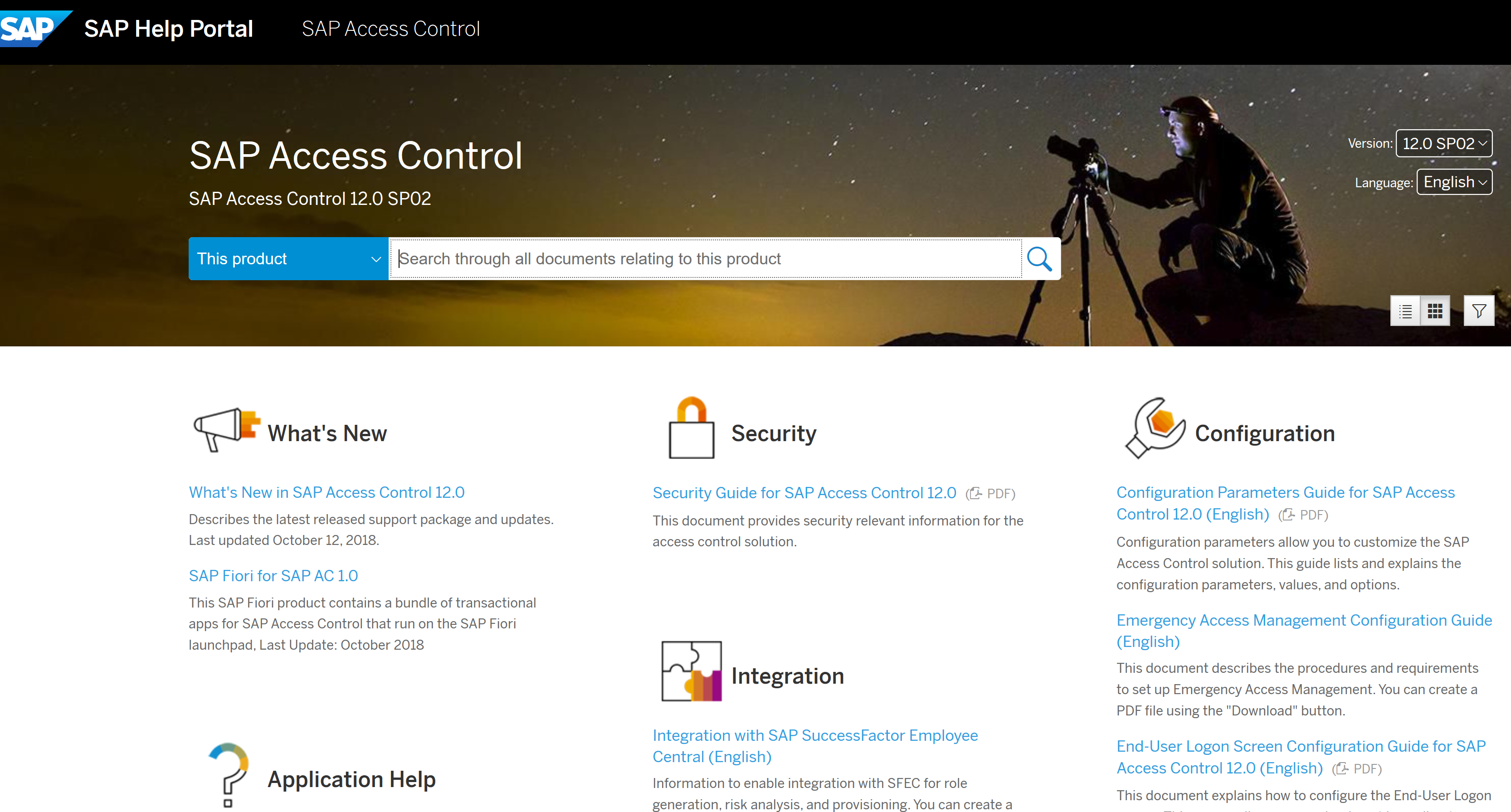 SAP GRC Access Control 12